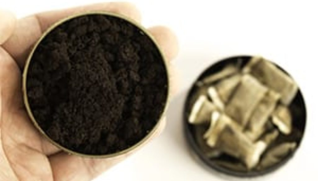 Chewing Tobacco Addiction