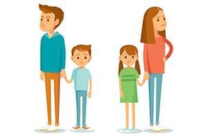 Divorced Parents - Kids