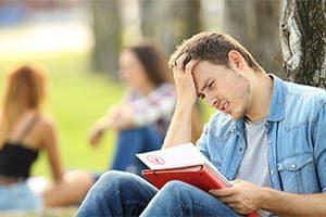 Failing School Tests