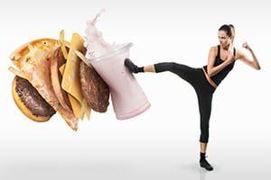 Banish Fast Food