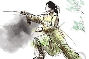 Martial Arts Perfect Timing