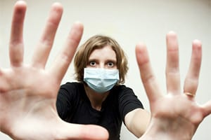 Fear of Sick People