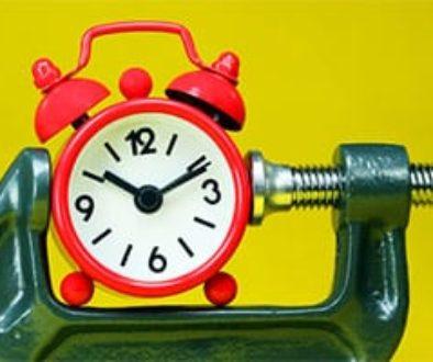 Reduce Time Pressure